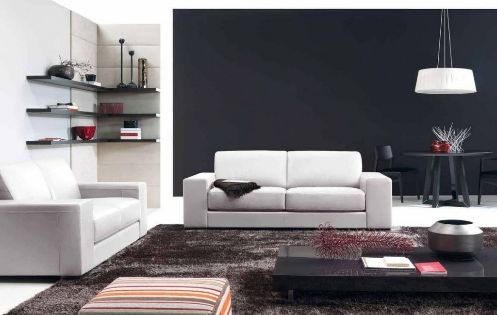 Modern Living Room Furniture Paperistic Elegant Modern Furniture
