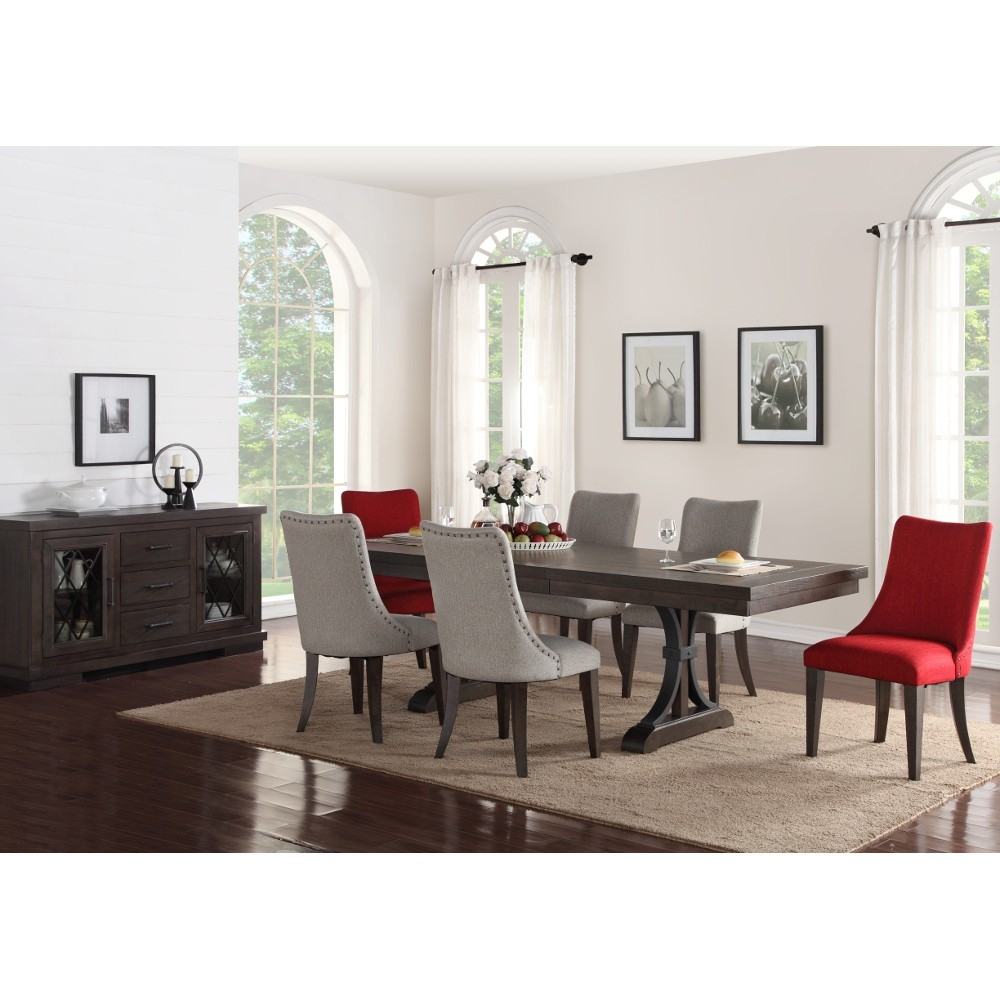 Monte Carlo Grey Dining Set Holland