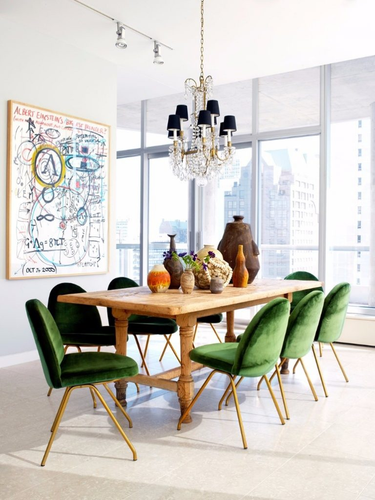 Most Wonderful Velvet Chairs For Your Modern Dining Room Dining