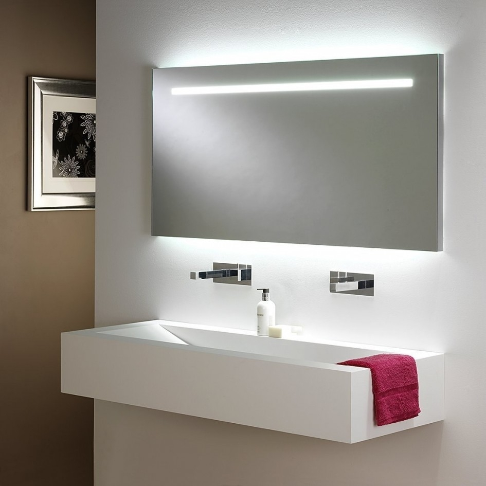 New Bathroom Wall Mirrors Mirror Ideas Ideas To Hang A Bathroom