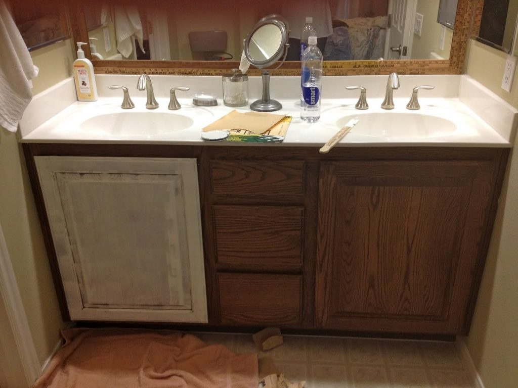 New Diy Wooden Bathroom Vanity With Double Sink Vanities House