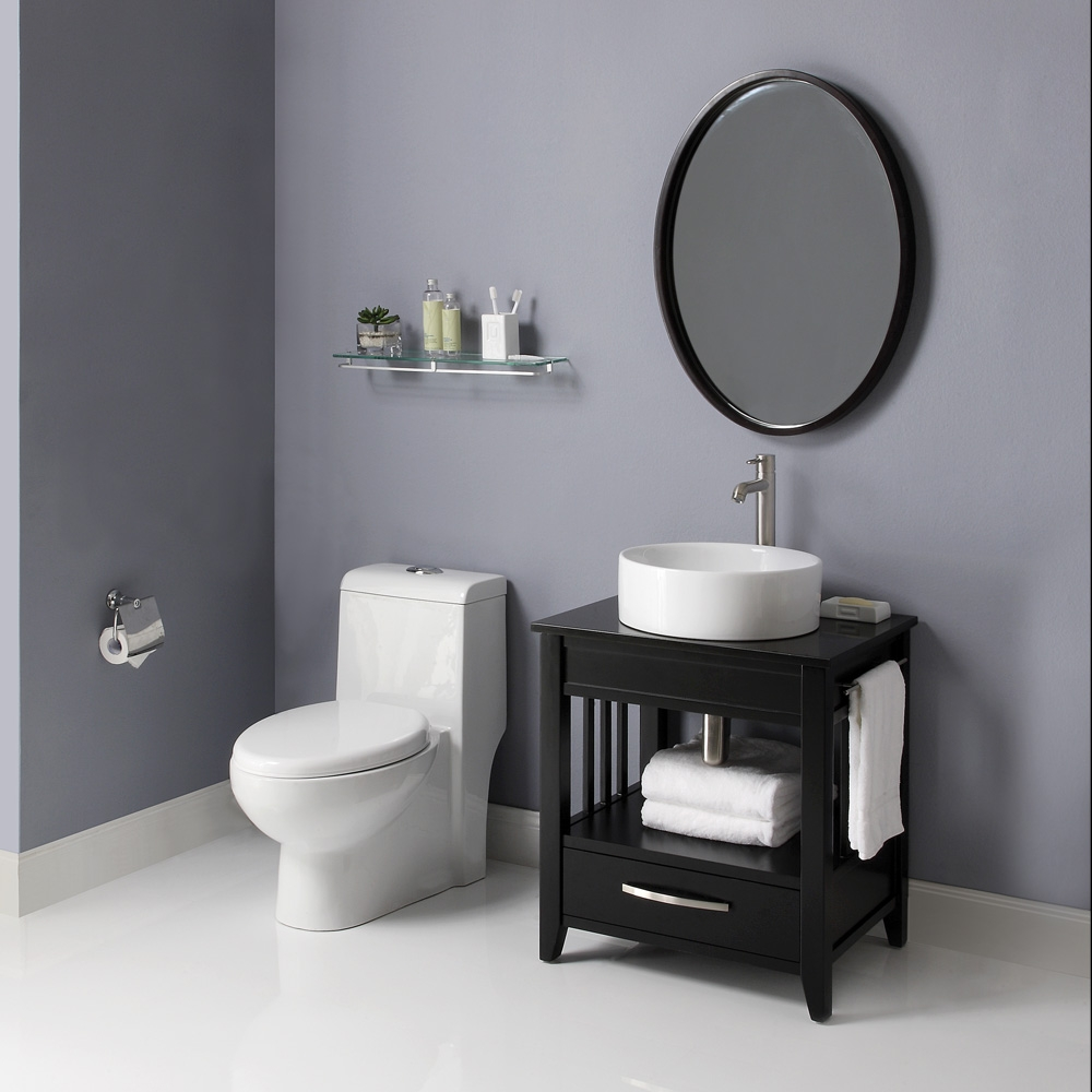 Nice Black Bathroom Vanity Blogbeen