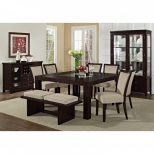 Noted Value City Furniture Dining Table Room Sets Contemporary Brown