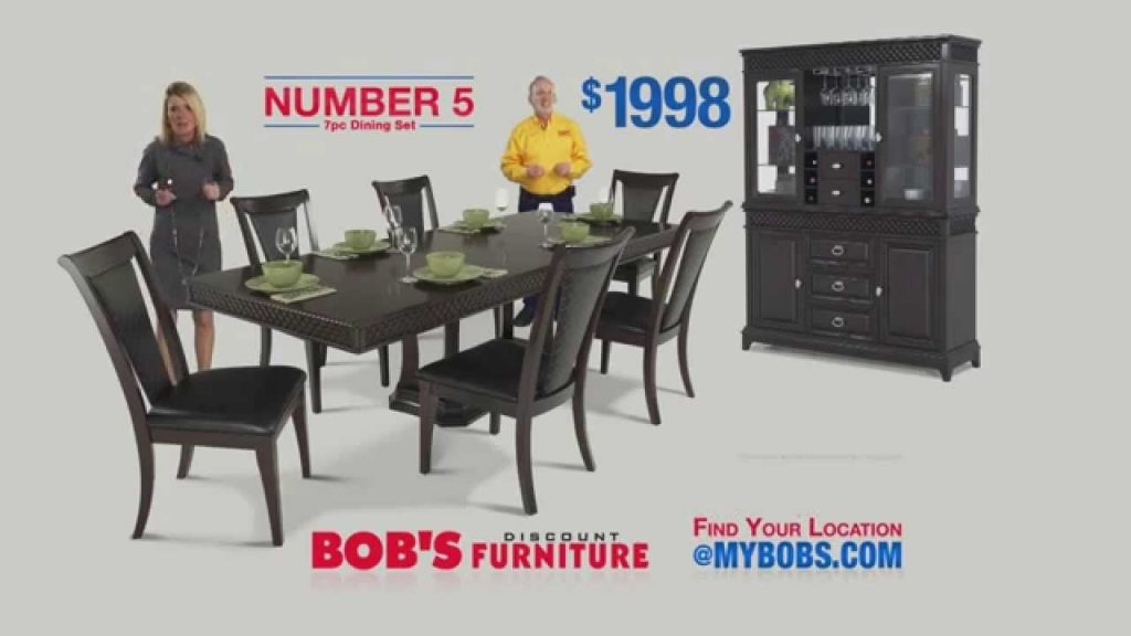 Number 5 Dining Room Set 999 Bobs Discount Furniture Youtube