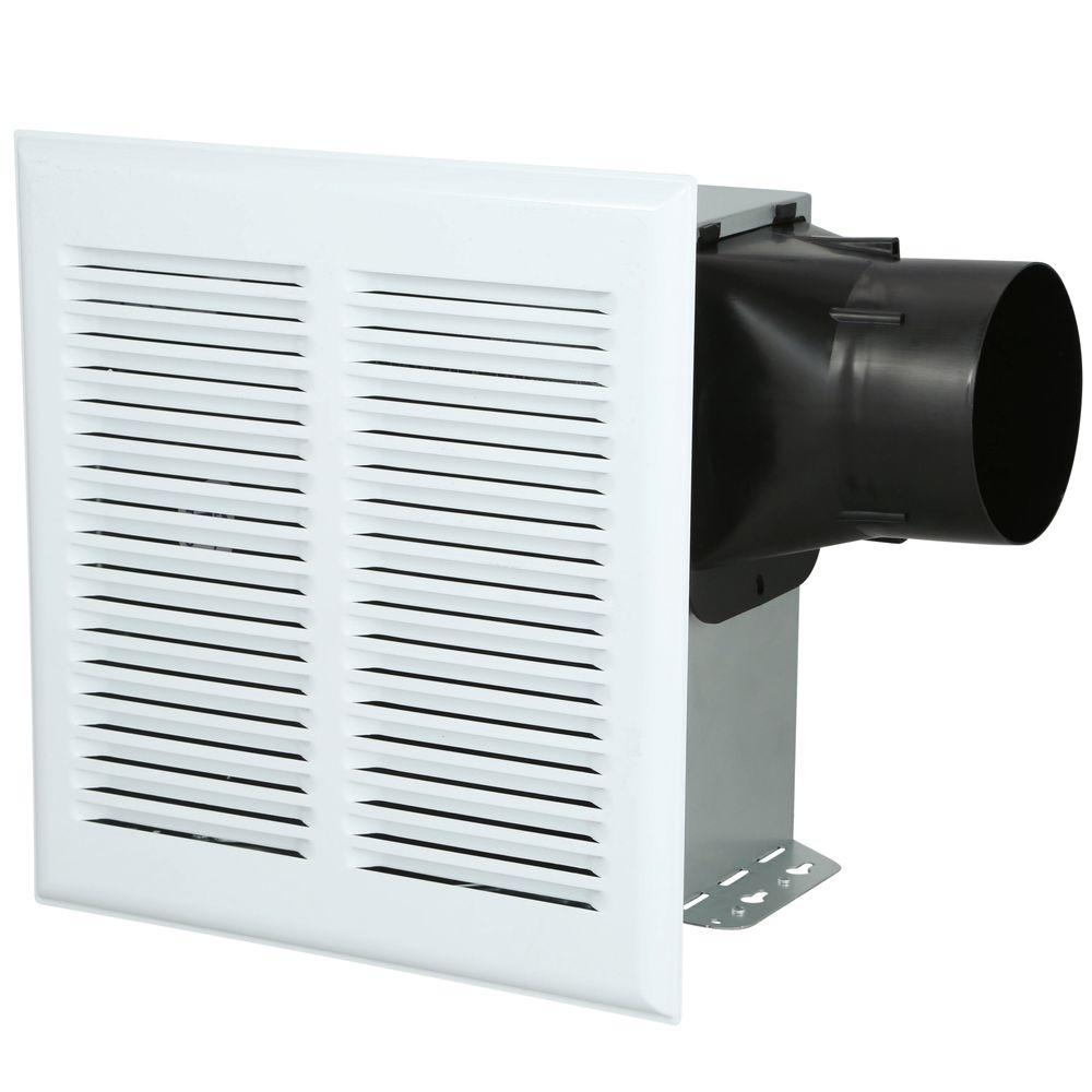 Nutone Invent Series Heavy Duty 80 Cfm Ceiling Exhaust Bath Fan With