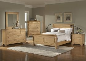 Bedroom Sets Light Wood