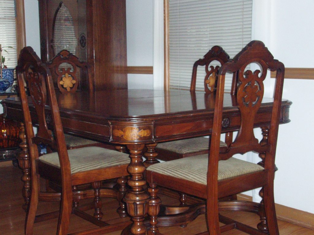 Old Dining Room Furniture 26 Photos House In Old Dining Room