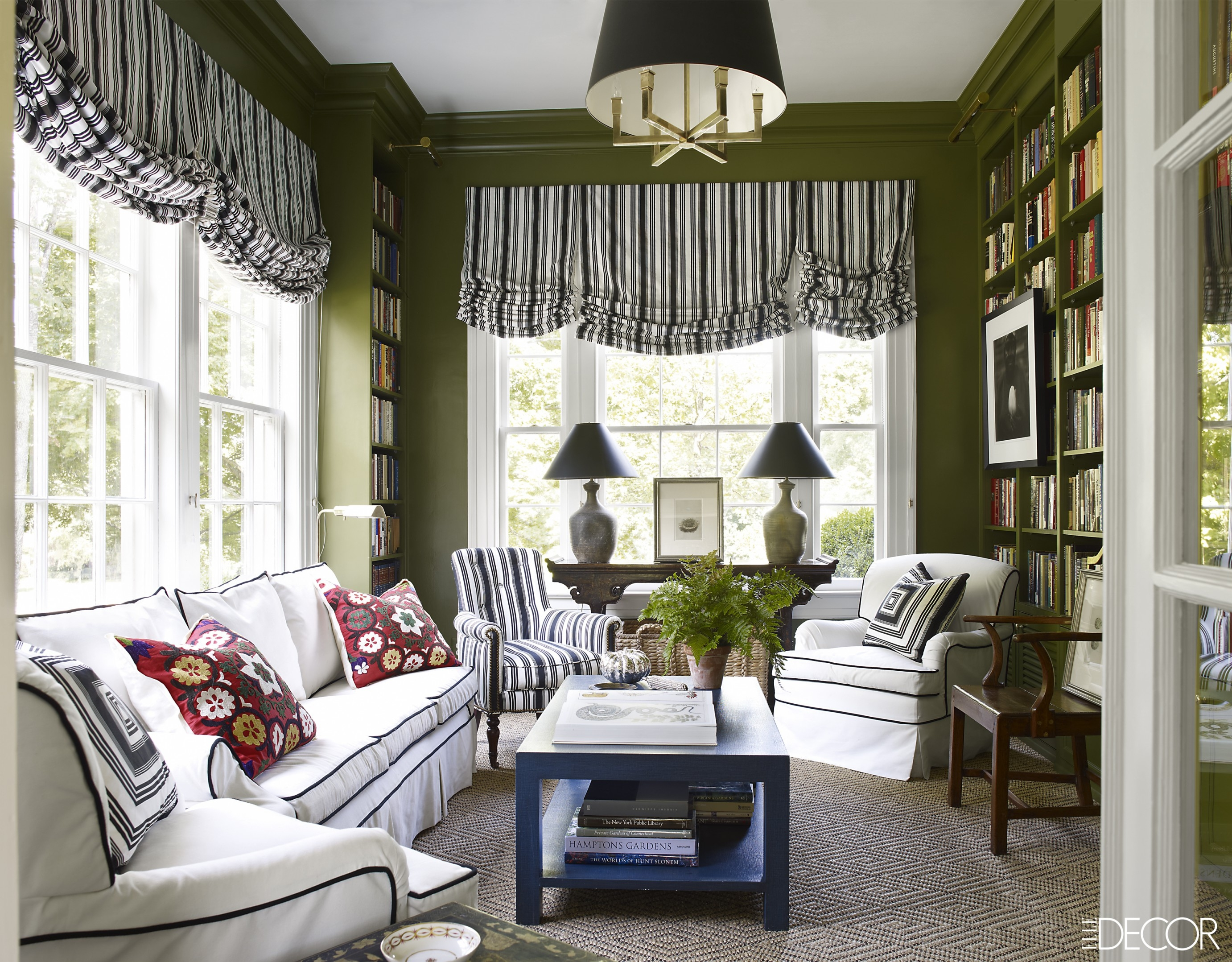 Olive Green Paint Color Decor Ideas Olive Green Walls ...