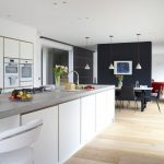 Kitchen Designs Open Plan