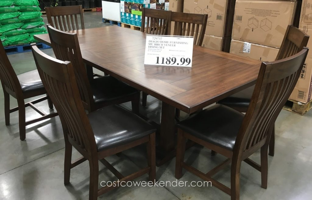 Outdoor Costco Kitchen Table Sets Dining Tables Dining Table Sets
