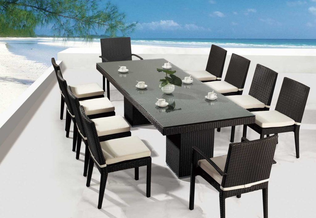 Outdoor Dining Room Sets Unique With Photos Of Outdoor Dining Style