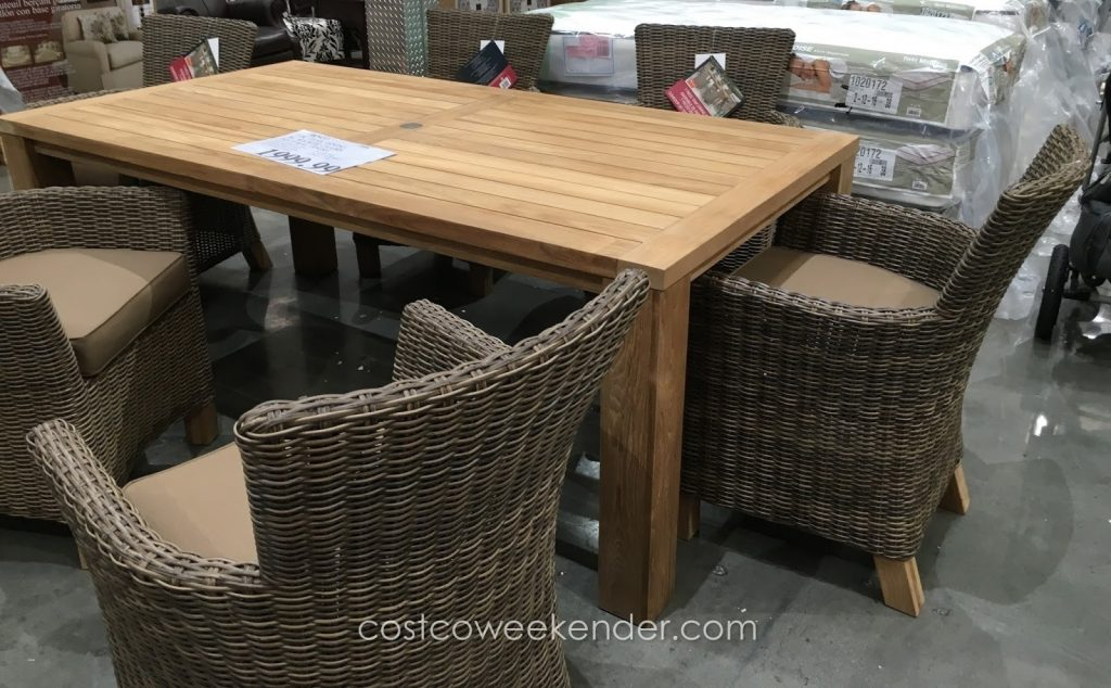 Outdoor Dining Sets Costco Luxury 97 Dining Room Sets Costco Dining