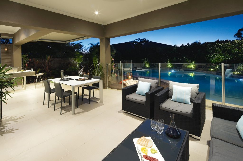 Outdoor Entertainment Areas For The Home Entertaining Kitchens And