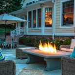 Outdoor Fireplace Fire Pits New Fire Table Design Bergen County