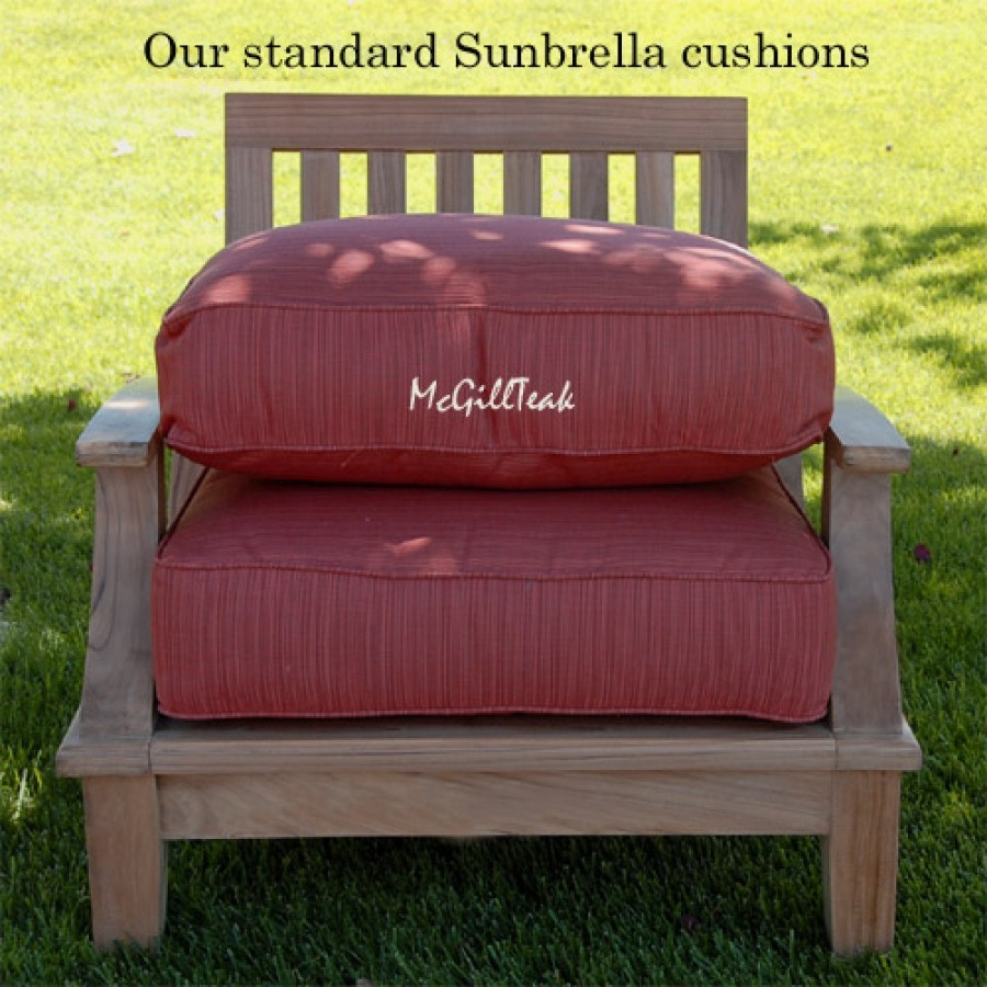 Outdoor Furniture Awesome Deep Seating Replacement Cushions For