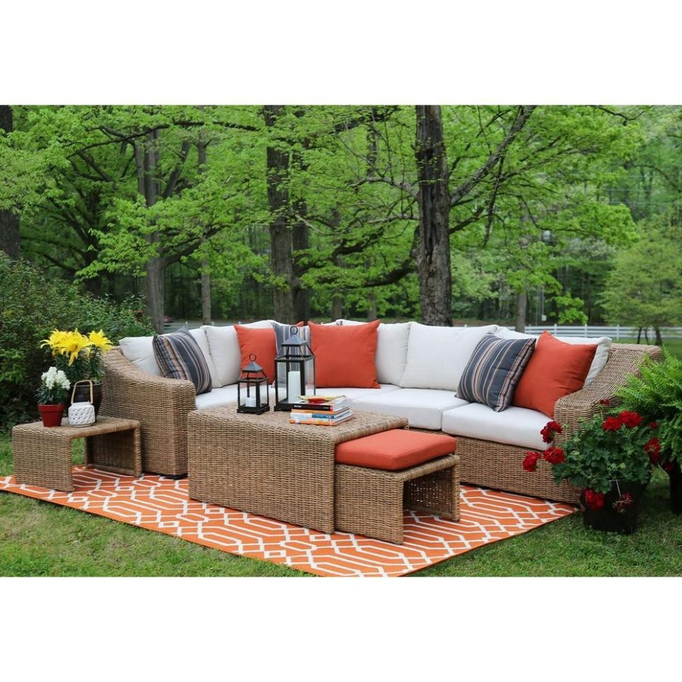 Outdoor Furniture Graceful Outdoor Furniture With Sunbrella Fabric