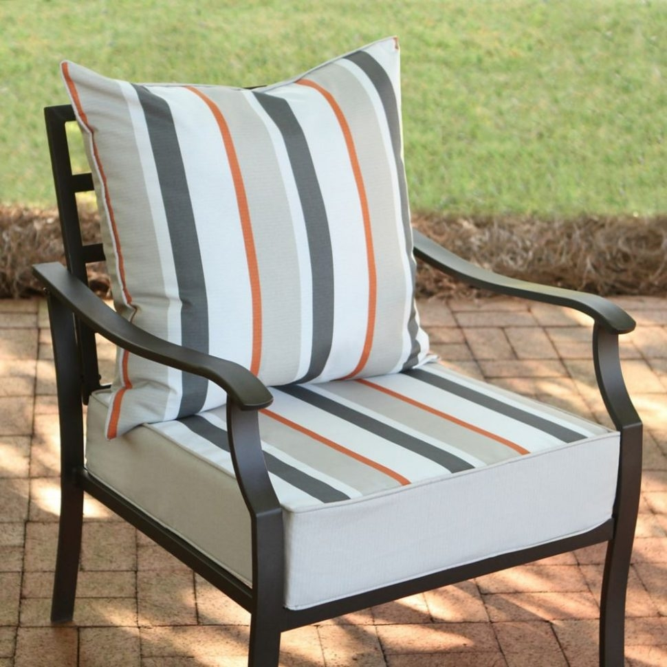 Outdoor Furniture Stylish Outdoor Furniture Chair Cushions