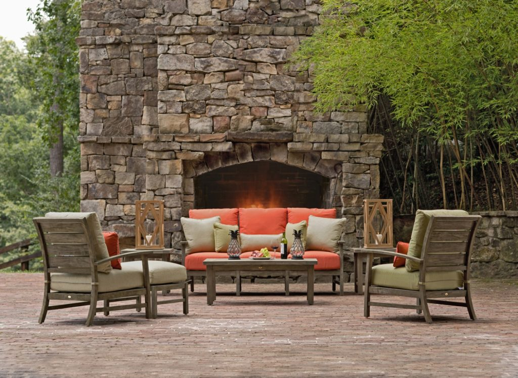 Outdoor Gorgeous Summer Classics Patio Furniture Backyard Design