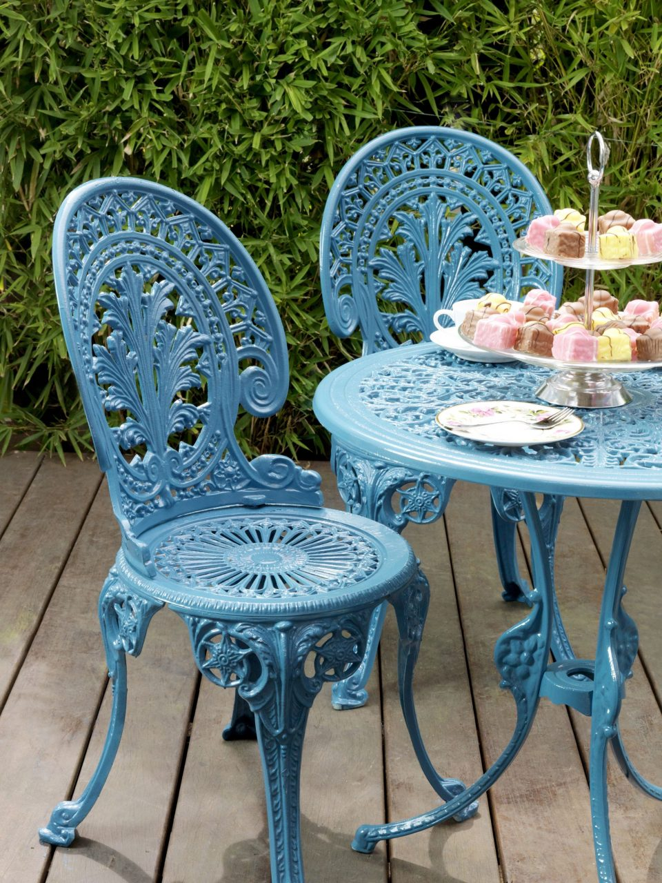 Outdoor Metal Chairs Garden Furniture Ideas Pinterest Metal