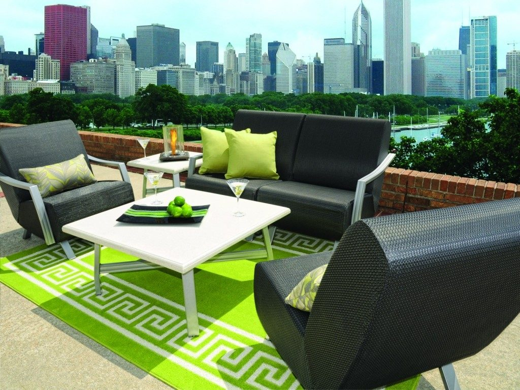 Outdoor Seating Without Cushions Outdoor Designs