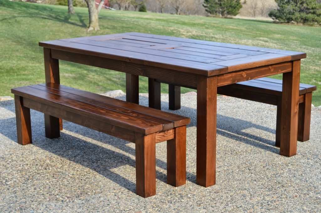 Picture of: Outdoor Furniture Benches Layjao