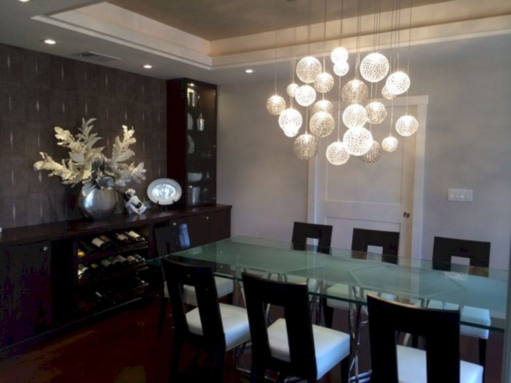 Outstanding 21 Modern Dining Room Ceiling Lights You Need To Try