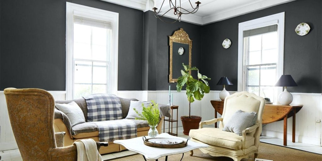 Paint Finish For Living Room What You Need To Know About Four Main