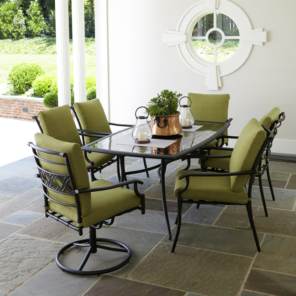 Patios Enjoying Your Meals Outdoors With Sears Outlet Patio