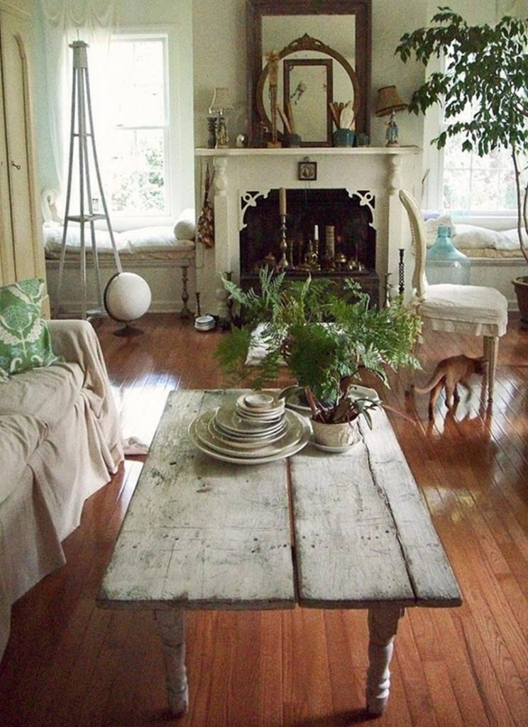 Perfect Design Of Country Chic Living Room 13 10762
