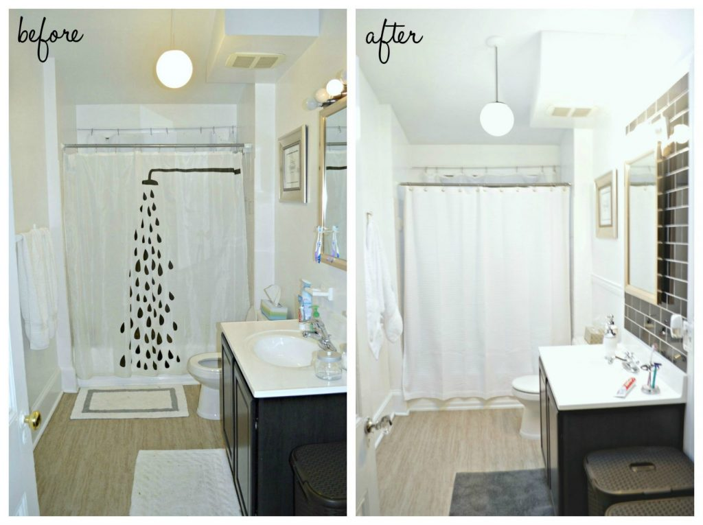 Perfect Images Of Small Bathroom Remodel Pictures Before And After
