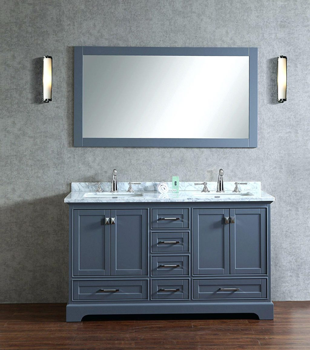 Picture 44 Of 50 Bathroom Vanity Sizes Chart Elegant Bathroom