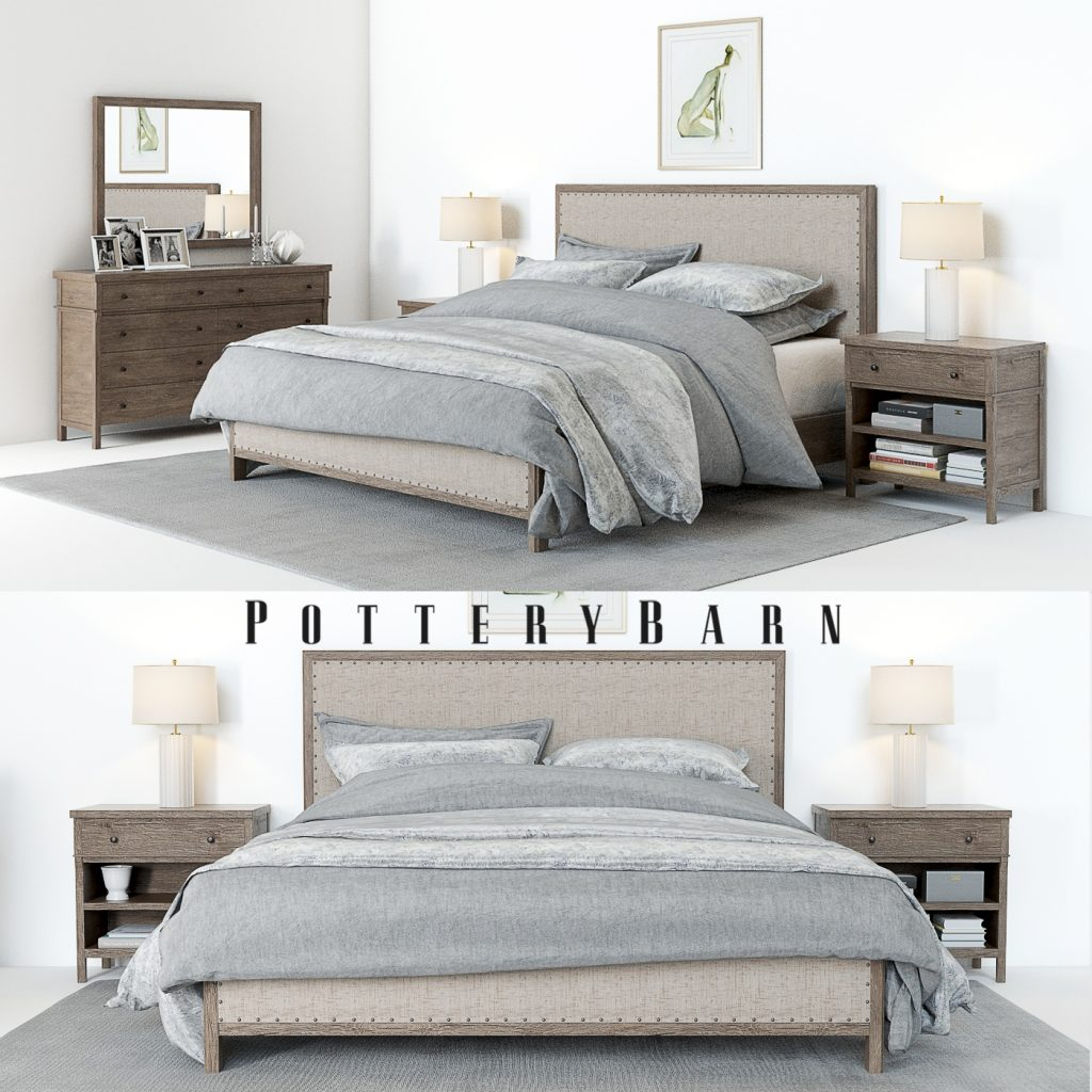 Pottery Barn Bedroom Sets Modern Home Decorating Ideas