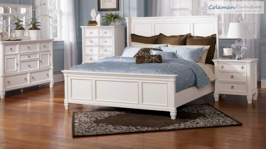 Prentice Bedroom Furniture From Millennium Ashley Youtube