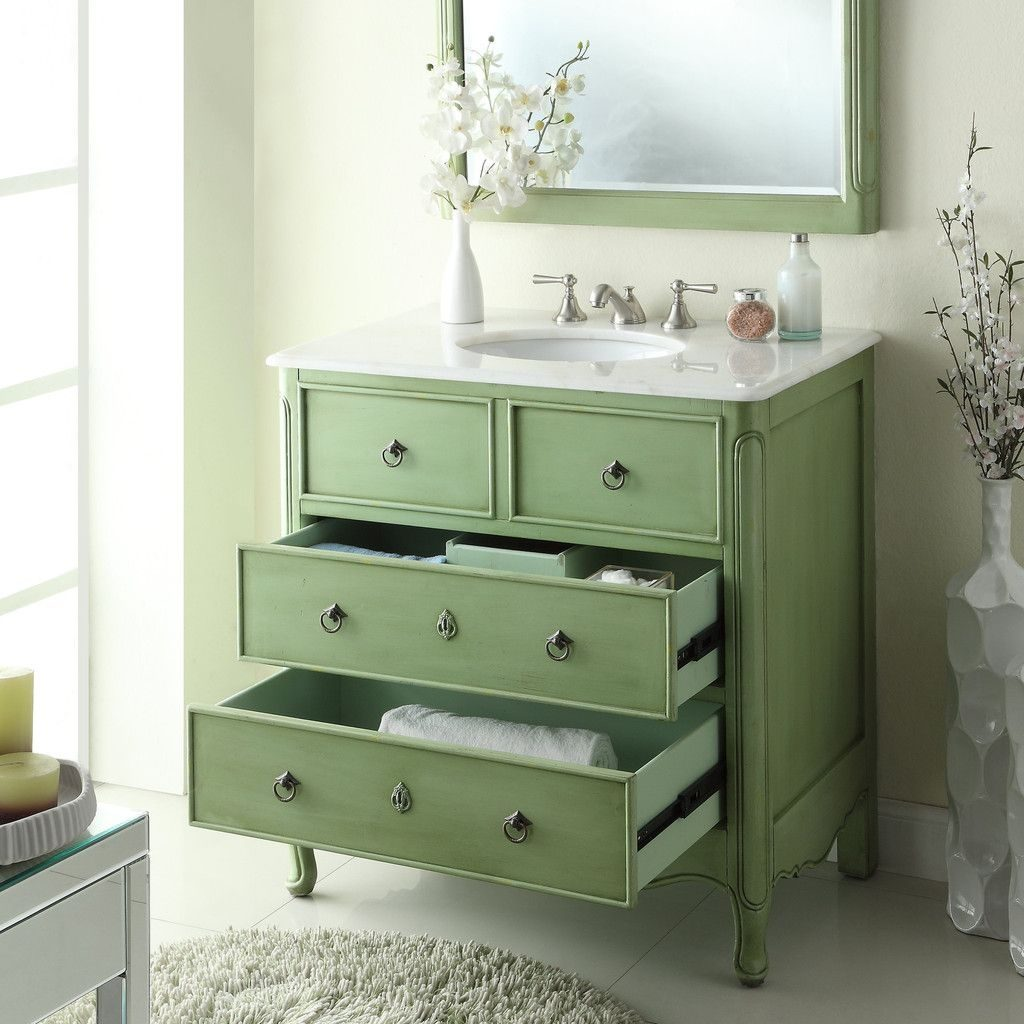 Pretty Design Ideas Bathroom Vanity Vintage Cabinets Mirrors Sydney