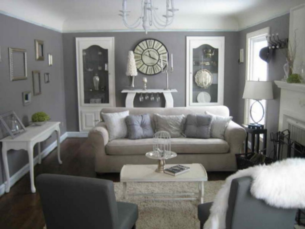 Pristine Cream Livingroom Color Living Room Decorating Ideas Grey
