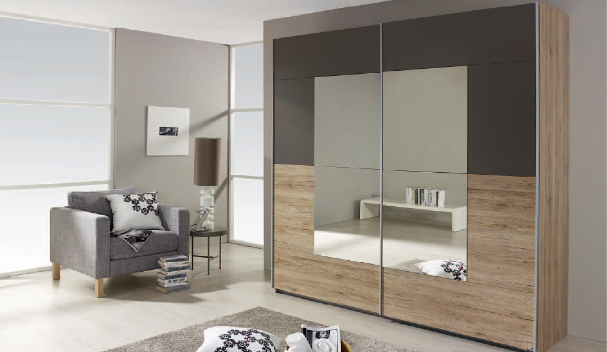 Rauch Hinged Sliding Door Wardrobes The Place For Homes Layjao