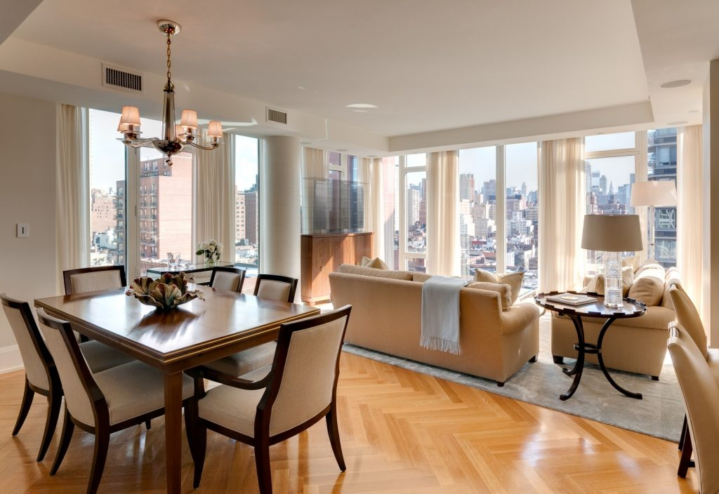 Ravishing How To Decorate A Living Room And Dining Room Combination