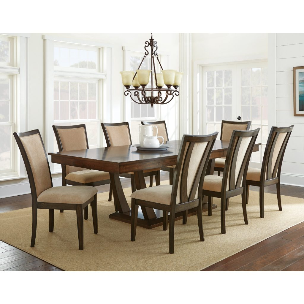 Raymour And Flanigan Outlet Deptford Nj Modern Glass Dining Table