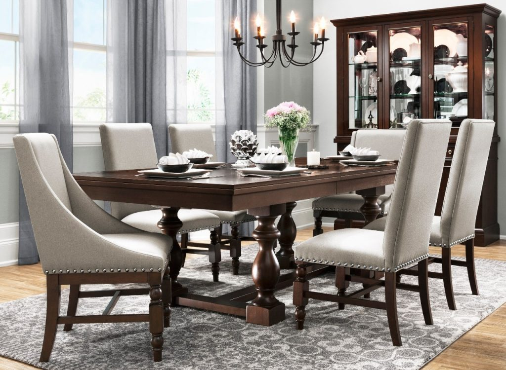 Raymour And Flanigan Outlet Long Island Bobs Furniture Dining Room