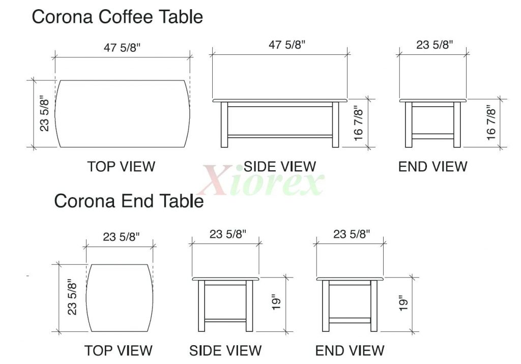 Rectangle Dining Table Sizes Dining Room Tables Dimensions Com
