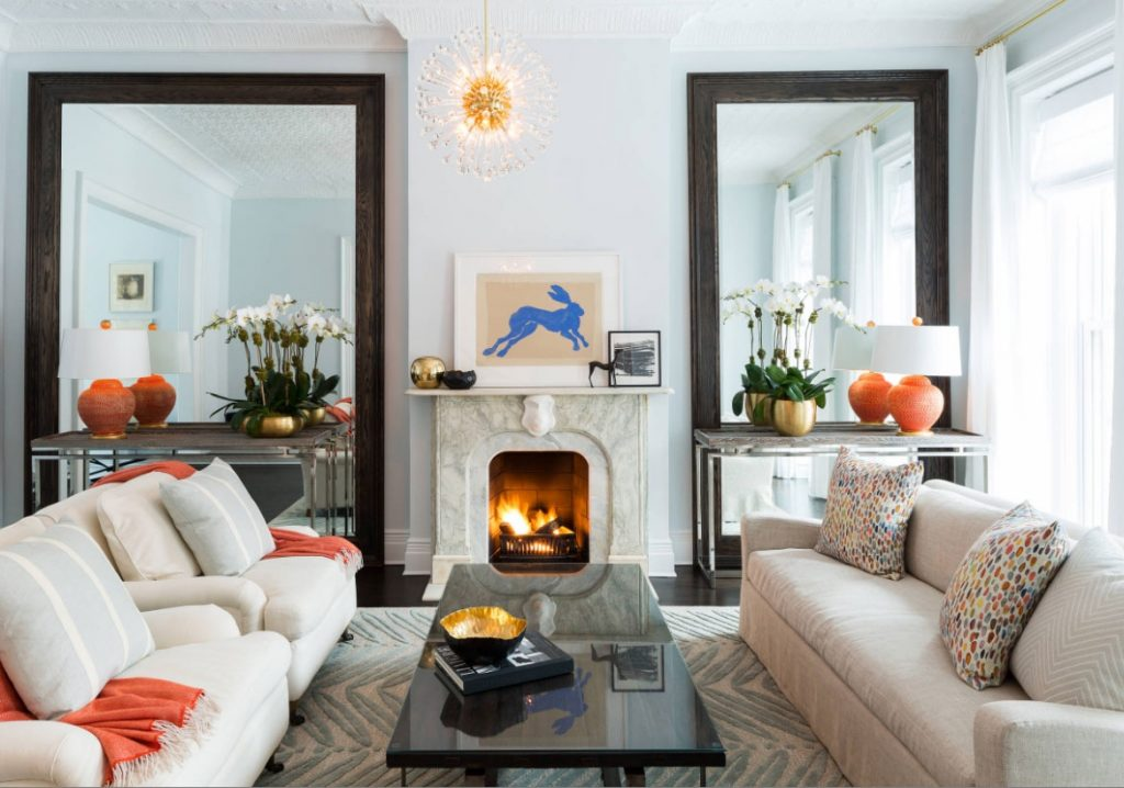 Refreshing Ideas To Update And Renew Your Living Room Home