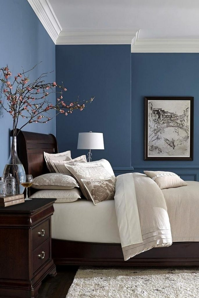 Regaling Wall Ideas Bedroom Blue Bedroom Wall Colors Master Bedroom
