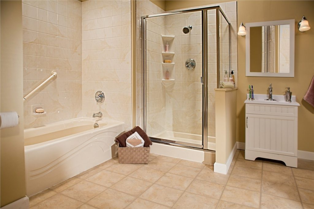 Replacement Showers Bathroom Remodeling Nm Sandia Sunrooms