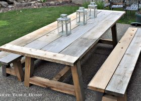 Outdoor Furniture Benches