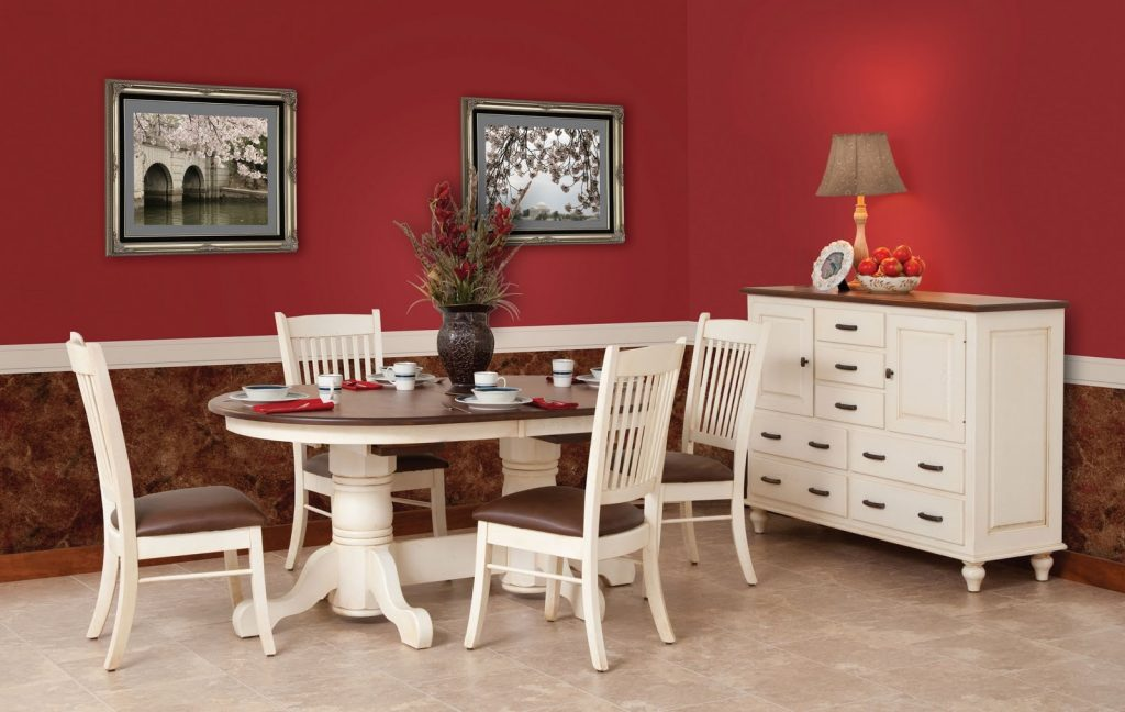 Round Kitchen Table Sets For 4 Dining Room Furniture Dining Tables