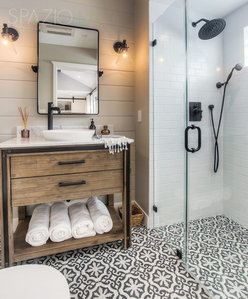 Saved More Than 90000 Times On Houzz This Bathroom Remodel In