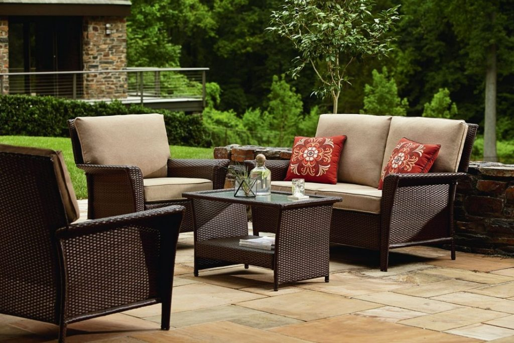 Sears Outdoor Furniture Or Outlet With Replacement Cushions Plus