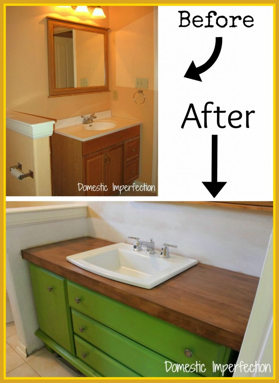 Shocking Best Ideas Of Home Designs Bathroom Vanity Diy Mirror Pics