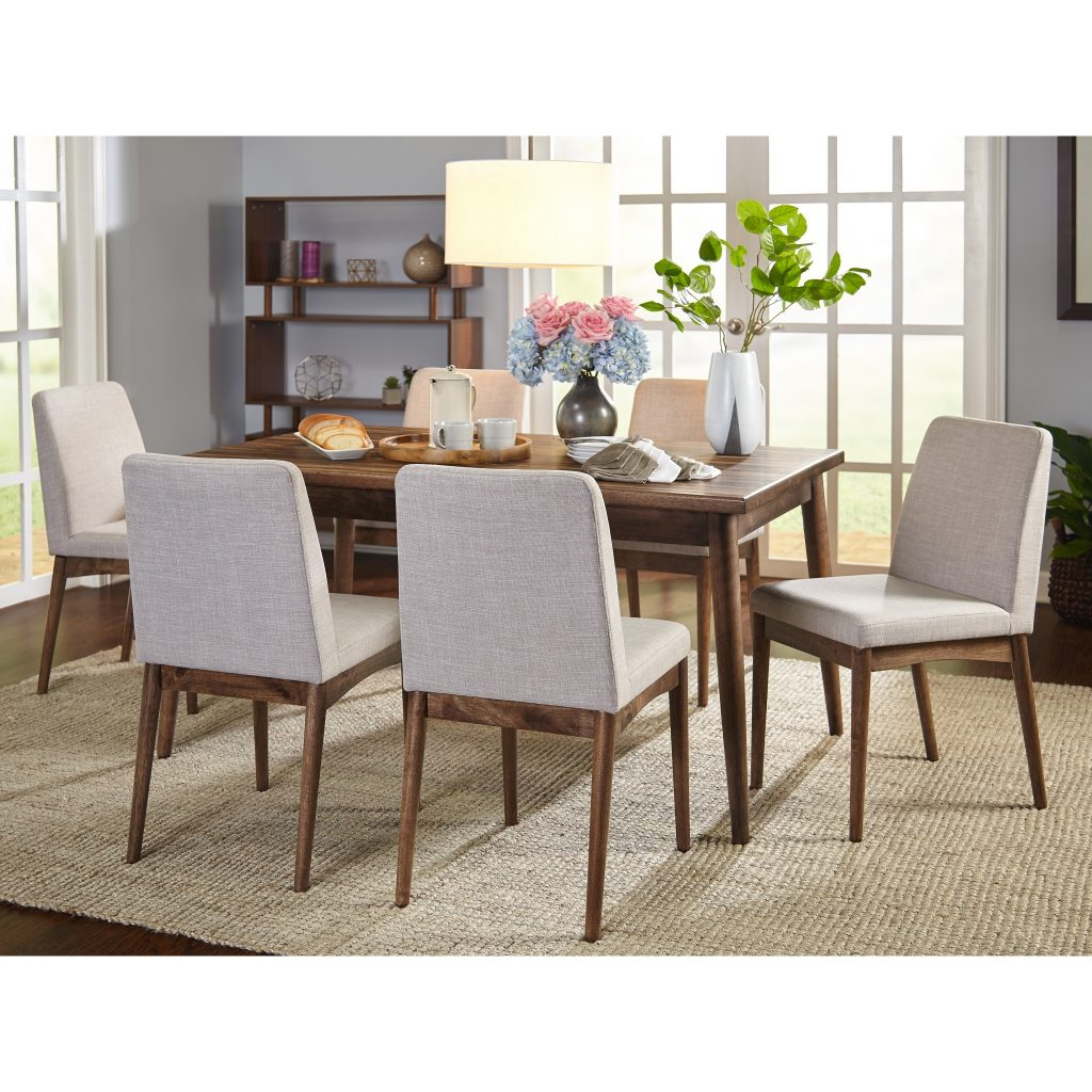 Shop Carson Carrington Lulea Mid Century Dining Set Free Shipping