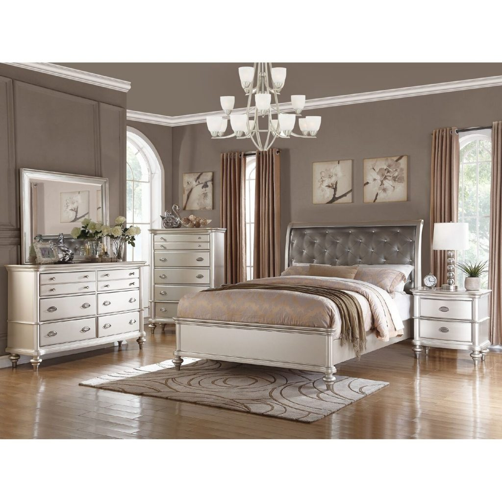 Shop Saveria 5 Piece Bedroom Set Free Shipping On Orders Over 45